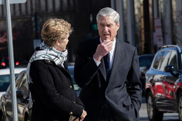トピックス「Special Counsel Mueller's Trump-Russia Probe Report Reviewed By Attorney General William Barr」:写真・画像(14)[壁紙.com]