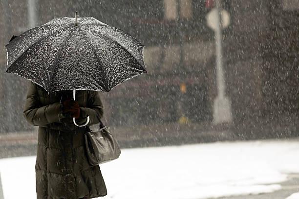 New York City Battles Through Another Winter Storm:ニュース(壁紙.com)