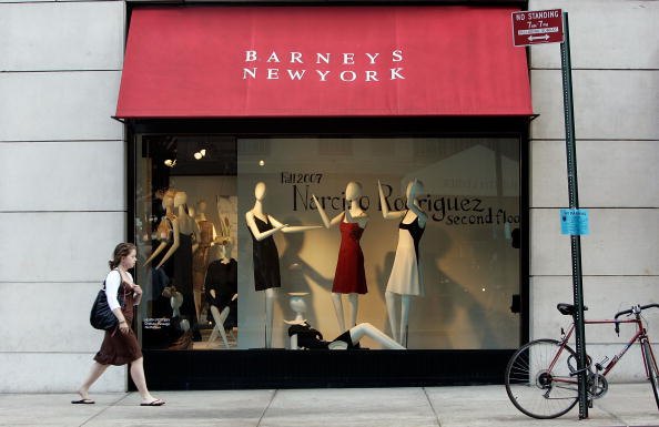 Store Window「Owner May Sell Barneys New York」:写真・画像(6)[壁紙.com]