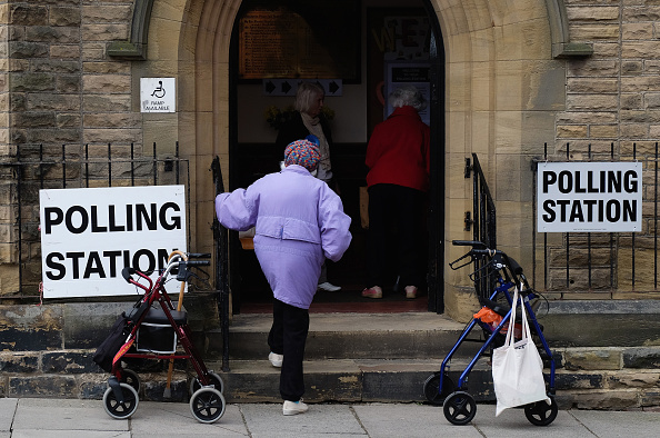 Europe「Polling Stations Across The UK」:写真・画像(15)[壁紙.com]