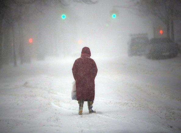 2016 Winter Storm Jonas「Huge Snow Storm Slams Into Mid Atlantic States」:写真・画像(9)[壁紙.com]