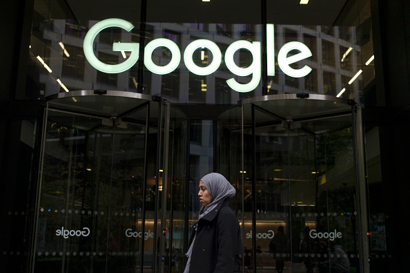 Google - Brand-name「Google UK Employees Join Walkout Over Sexual Harassment」:写真・画像(15)[壁紙.com]