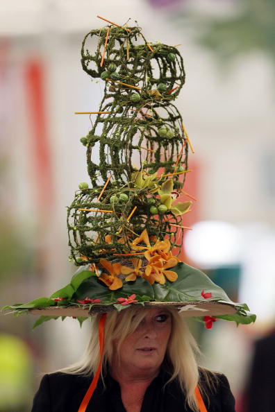 Eccentric「RHS Chelsea Flower Show Opens To The Press」:写真・画像(16)[壁紙.com]