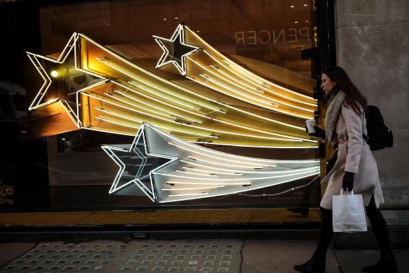 Christmas「London's High Streets In Full Swing For Christmas」:写真・画像(12)[壁紙.com]