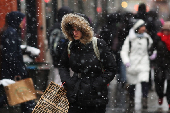 Wind「Major Snowstorm Bears Down On New York City」:写真・画像(15)[壁紙.com]