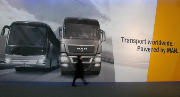 Alexandra Beier「MAN Is One Of Europe's Leading Manufacturers Of Trucks」:写真・画像(15)[壁紙.com]