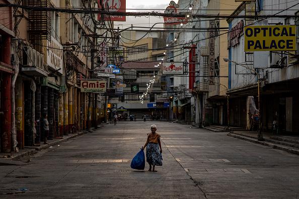 Philippines「Northern Philippines Under Lockdown As The Coronavirus Continue To Spread」:写真・画像(5)[壁紙.com]