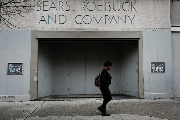 Sears Roebuck And Company「Sears Files For Chapter 11 Bankruptcy Protection」:写真・画像(7)[壁紙.com]
