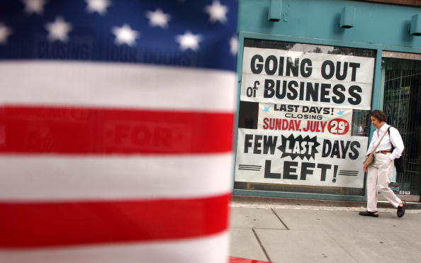 Recession「Economic and Other After-Effects in New York」:写真・画像(6)[壁紙.com]