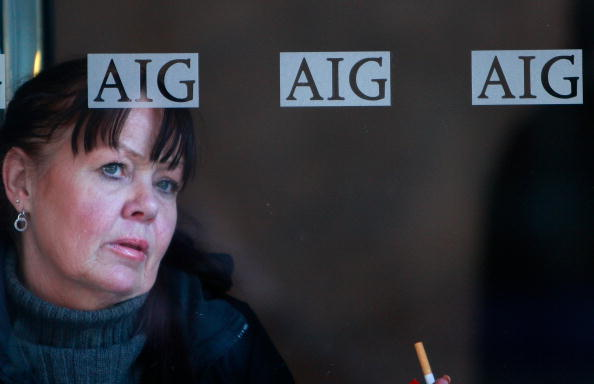 AIG「Insurance Giant AIG Asking Gov't To Alter Bailout Conditions」:写真・画像(11)[壁紙.com]