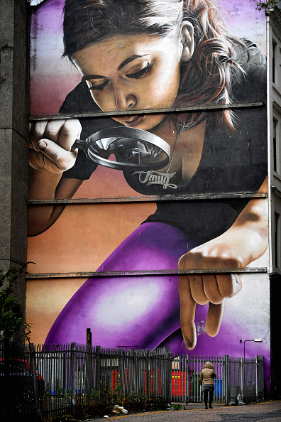 Glasgow - Scotland「Street Art Highlighted For Glasgow's First City Centre Mural Trail」:写真・画像(8)[壁紙.com]