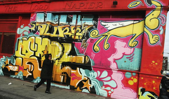 East London「Londons Olympic Site Facing Radical Change」:写真・画像(1)[壁紙.com]