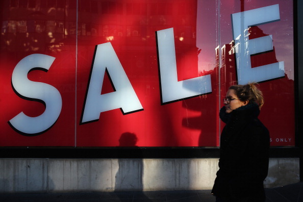 Corporate Business「Christmas Sales Continue Throughout UK」:写真・画像(1)[壁紙.com]