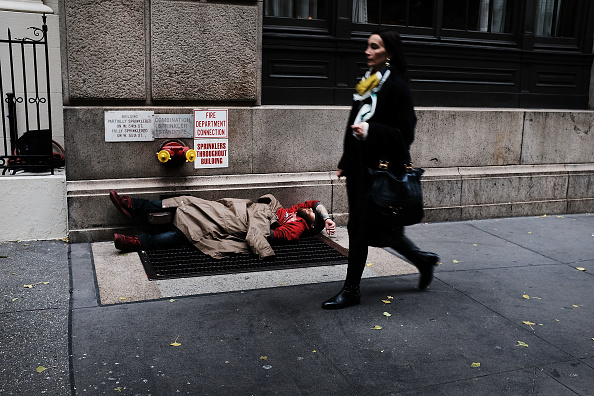 Homelessness「Republican Tax Bill Poised To Benefit The Wealthy」:写真・画像(10)[壁紙.com]