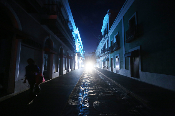 Dark「Puerto Rico Faces Extensive Damage After Hurricane Maria」:写真・画像(4)[壁紙.com]