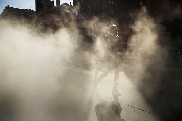 Cold Temperature「Frigid Conditions Persist In New York City」:写真・画像(14)[壁紙.com]
