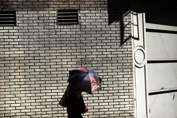 Unseasonable Heat Wave Grips New York City  During First Days Of Fall:ニュース(壁紙.com)