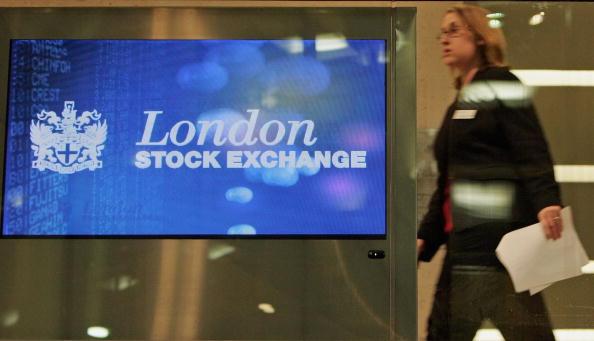 Lobby「Inside The London Stock Exchange」:写真・画像(11)[壁紙.com]