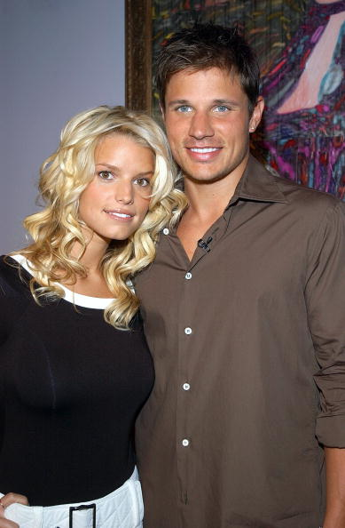 Cable Television「Nick Lachey And Jessica Simpson」:写真・画像(18)[壁紙.com]