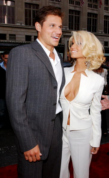 Jessica Simpson「Nick Lachey and Jessica Simpson」:写真・画像(1)[壁紙.com]