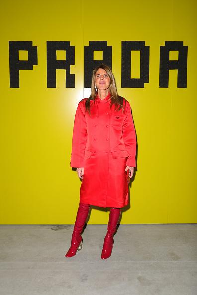 Prada「Prada -Arrivals and Front Row: Milan Fashion Week Fall/Winter 2019/20」:写真・画像(6)[壁紙.com]