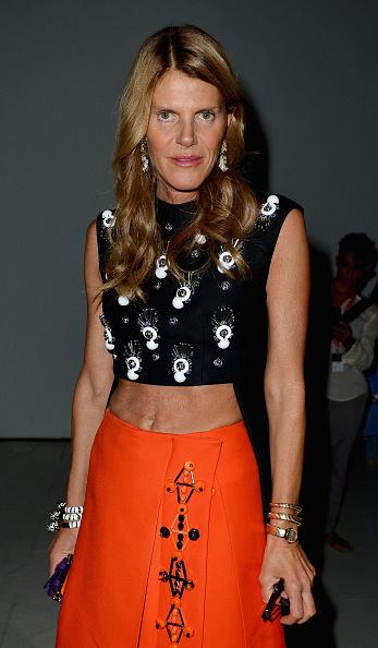 Three Quarter Length「Jo No Fui - Front Row - Milan Fashion Week Womenswear S/S 2013」:写真・画像(18)[壁紙.com]