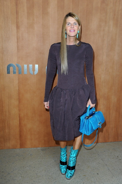 Green Shoe「Miu Miu: Photocall - Paris Fashion Week Womenswear Spring / Summer 2013」:写真・画像(9)[壁紙.com]