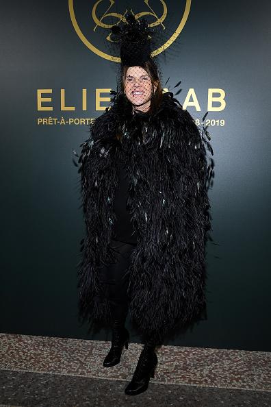 Elie Saab - Designer Label「Elie Saab : Front Row - Paris Fashion Week Womenswear Fall/Winter 2018/2019」:写真・画像(16)[壁紙.com]