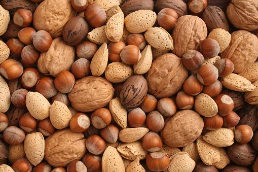 Nut - Food「Nuts」:スマホ壁紙(1)