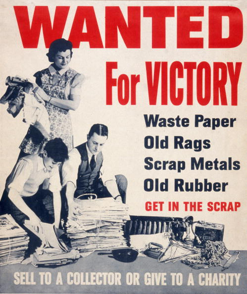 Recycling「'Wanted For Victory'」:写真・画像(16)[壁紙.com]