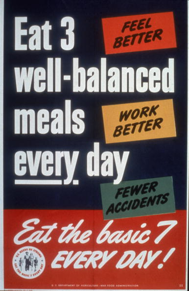 Document「'Eat 3 Well-Balanced Meals Every Day'」:写真・画像(18)[壁紙.com]