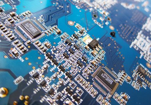 Computer Chip「Circuit Board」:スマホ壁紙(19)