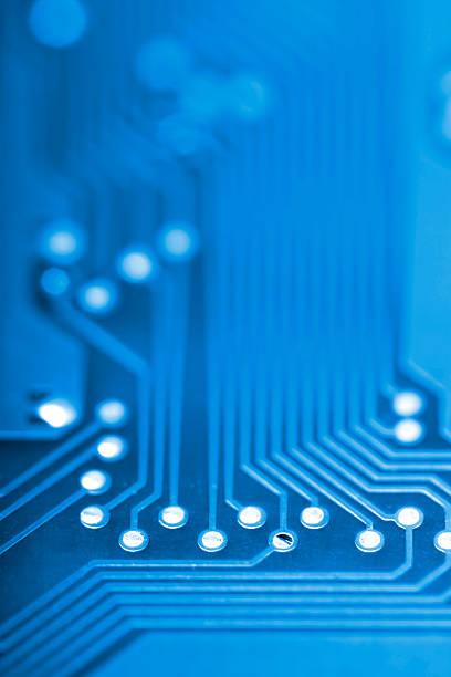 Circuit Board close-up:スマホ壁紙(壁紙.com)