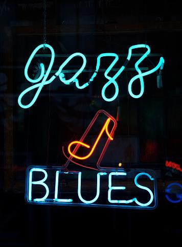 Neon「Jazz and Blues」:スマホ壁紙(13)