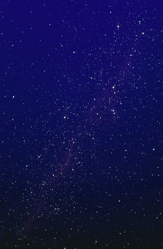 Vertical「Stars in the Night Sky」:スマホ壁紙(12)