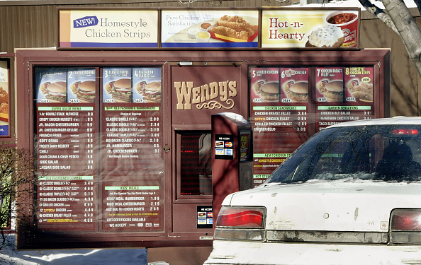 Menu「Wendy's Reports Strong Fourth-Quarter Earnings」:写真・画像(10)[壁紙.com]