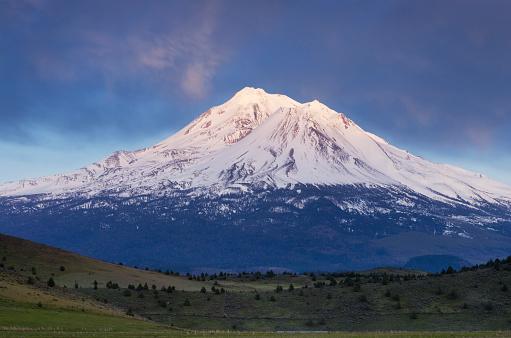 Mt Shasta「Mount Shasta」:スマホ壁紙(19)