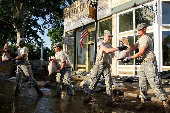Missouri「Mississippi River Towns Brace For Major Flooding」:写真・画像(7)[壁紙.com]