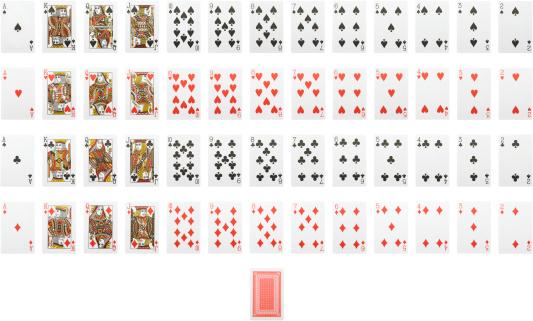 Leisure Games「Playing Card Deck」:スマホ壁紙(17)