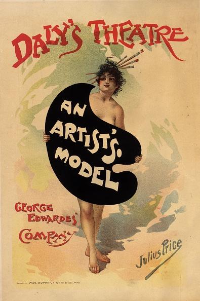 Artist's Palette「An Artist's Model」:写真・画像(3)[壁紙.com]