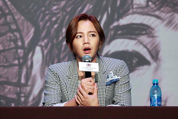 Jang Keun-Suk Asia Tour press Conference:ニュース(壁紙.com)