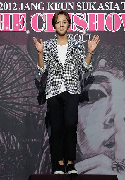 Jang Keun-Suk Asia Tour press Conference:ニュース(壁紙.com)