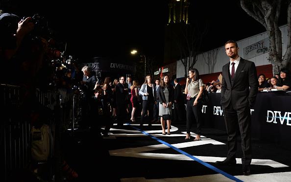 "Westwood Neighborhood - Los Angeles「Premiere Of Summit Entertainment's ""Divergent"" - Red Carpet」:写真・画像(9)[壁紙.com]"