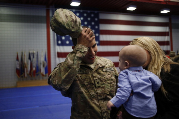 Fort Knox「1st Infantry Division Soldiers Return Home To Fort Knox From Afghanistan」:写真・画像(19)[壁紙.com]