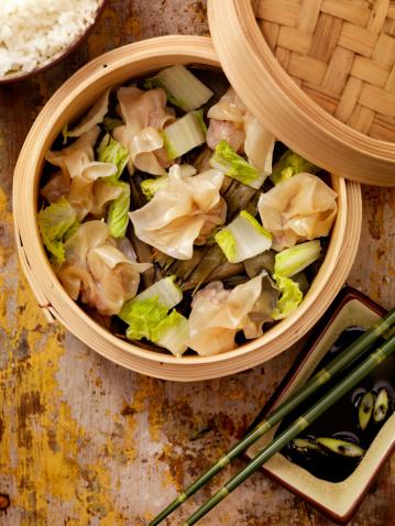 Chinese Dumpling「Steamed Wontons」:スマホ壁紙(8)