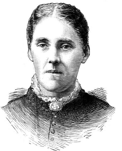 Methodist「Mrs Houghton, wife of Reverend John Houghton, 1886.」:写真・画像(2)[壁紙.com]
