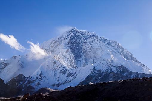 Khumbu「Nuptse, Nepal」:スマホ壁紙(6)