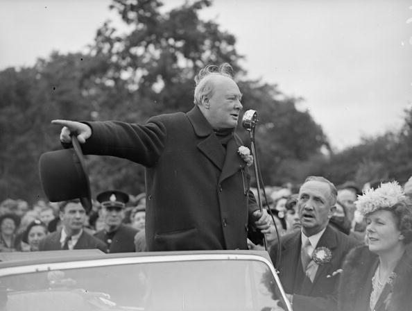 Speech「Churchill Speaks」:写真・画像(11)[壁紙.com]