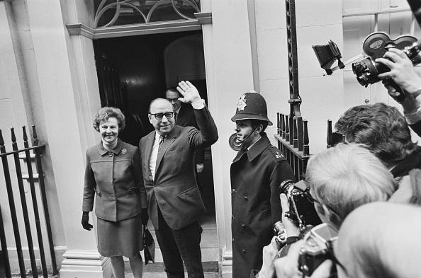 Chancellor「Budget Day 1970」:写真・画像(14)[壁紙.com]