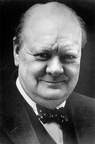 ポートレート「Winston Churchill」:写真・画像(7)[壁紙.com]